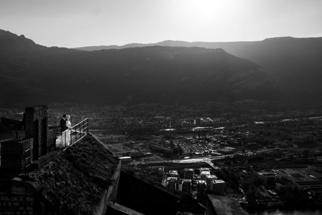 Over the Grenoble | Wedding Photography