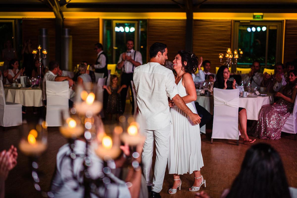 First dance - Munich wedding photographer