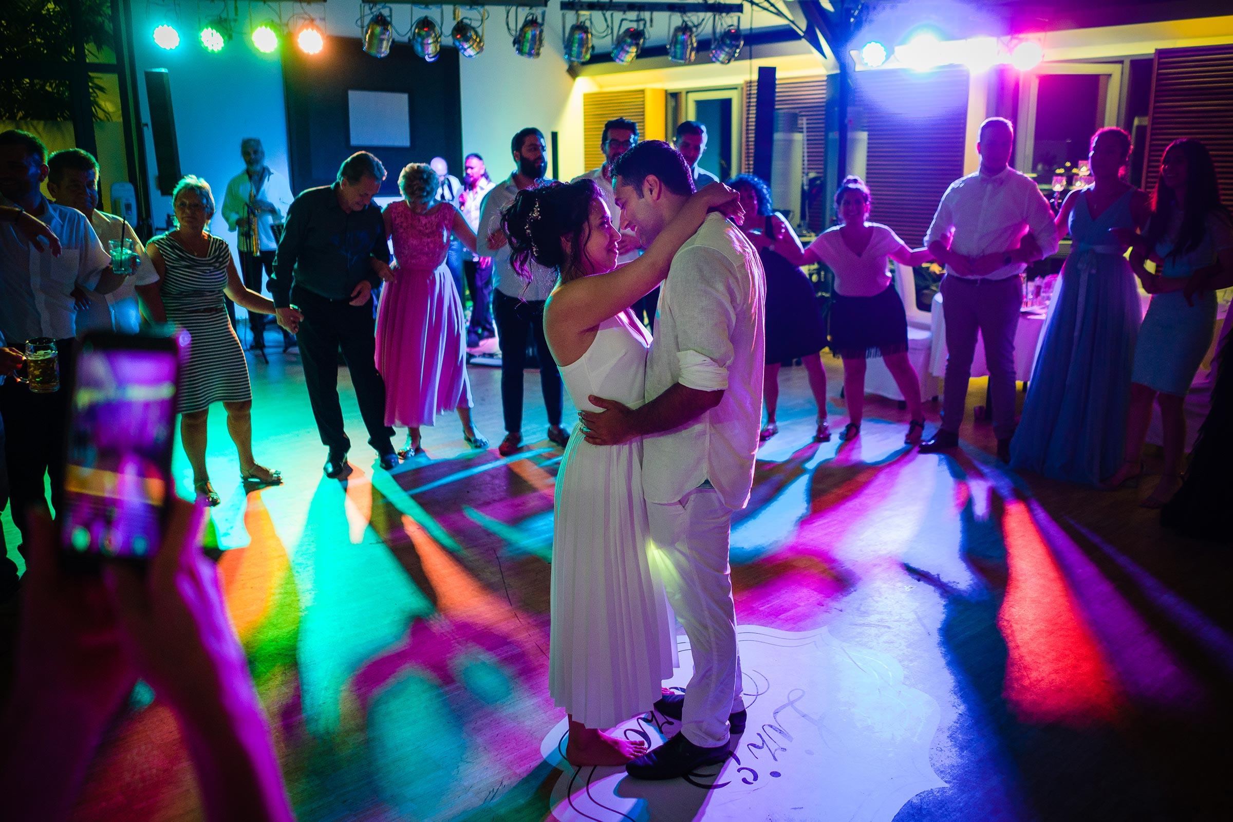 Munich Wedding Photographer - Liz % Reza
